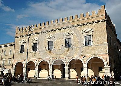 Palazzo Prefettizio - Pesaro (ITALY)
