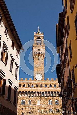 Free Palazzo Vecchio, Florence, Italy Royalty Free Stock Photography - 13565077