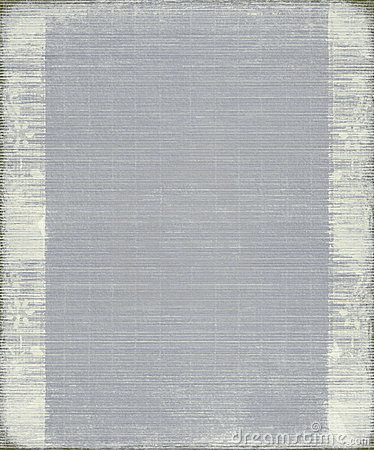 Pale blue bamboo ribbed background frame
