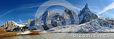 Pale di San Martino, Dolomite, Italy