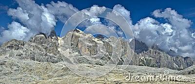 Pale di San Martino highland, Dolomites