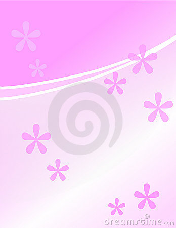 Pale Pink Background 1a