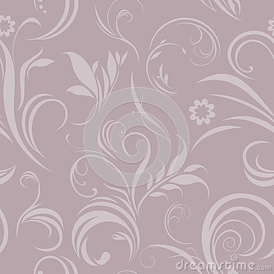 Pale purple ornamental background