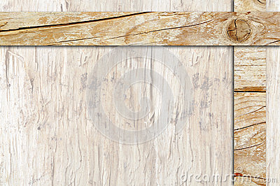 Pale wooden background