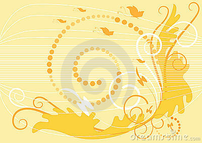 Pale yellow background. Banner. Background. Wallpa