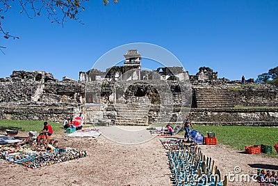 Palenque, Mexico Editorial Photo