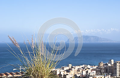 Palermo, ciudad en la costa