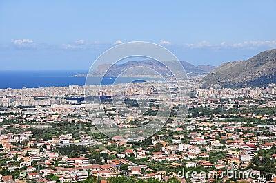 Palermo. Sicily.