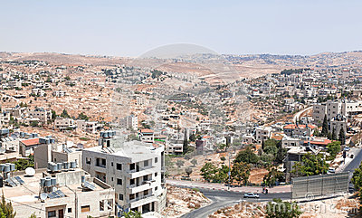 Palestin. The City Of Bethlehem Royalty Free Stock Photography - Image: 25444517