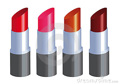 Palette of  Lipsticks