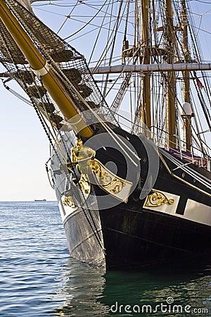Palinuro, training ship