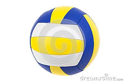 Palla di pallavolo, isolata