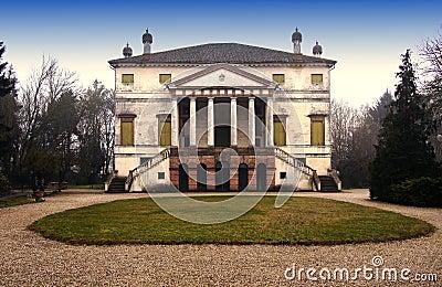 Palladian Villa