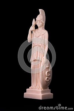 Pallas Athena statue