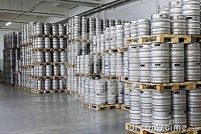 pallets-beer-kegs-stock-brewery-ochakovo