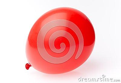 Pallone rosso