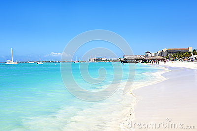 Palm Beach at Aruba