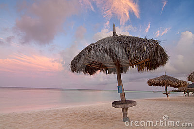 Palm Beach Sunrise, Aruba