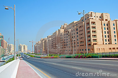Palm Jumeirah Island Shoreline Apartments