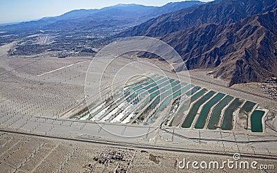 Palm Springs area Wind Farm