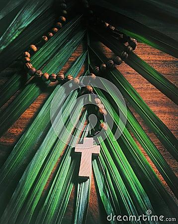 Free Palm Sunday - Retro Royalty Free Stock Photography - 39380547