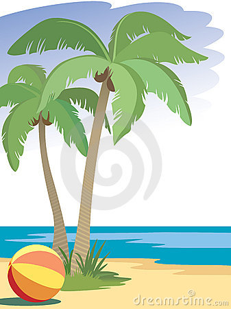 Free Palm Trees Stock Image - 2610081