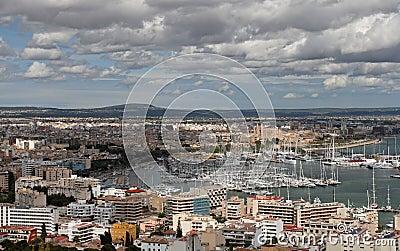 Palma , Mallorca , Spain