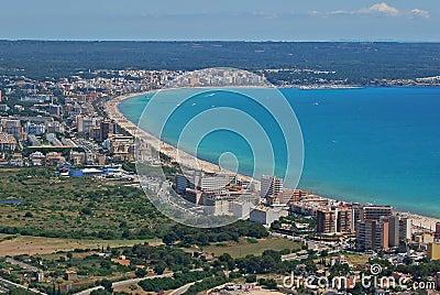 Palma de Majorca bay