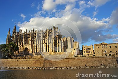 Palma de Majorca Cathedral