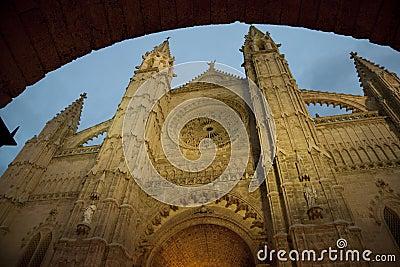 Palma de Mallorca - Cathedral