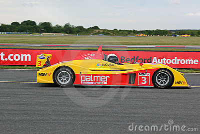 Palmer Jaguar LM sports car Editorial Stock Image