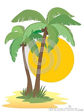 Palmiers images stock image 2773464 - Palmier clipart ...