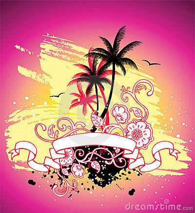 Palms banner