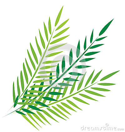 Free Palms In Good Friday Royalty Free Stock Photography - 29883487