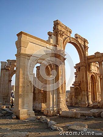 Free Palmyra, Syria Stock Photo - 71462710