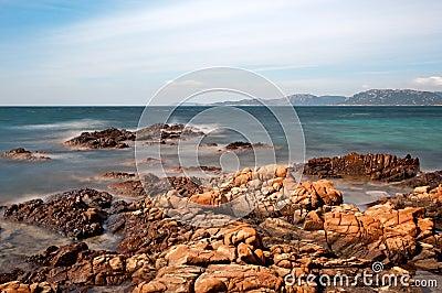 Palombaggia beach, Corsica