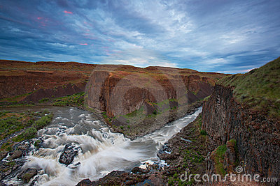 Palouse River, Washington