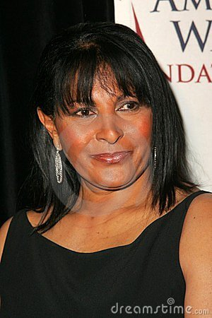 Pam Grier Editorial Stock Photo