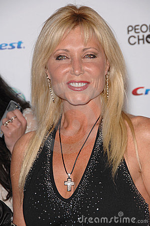 Pamela Bach Editorial Stock Image
