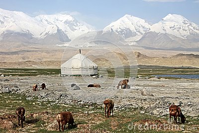 Pamir travel adventures