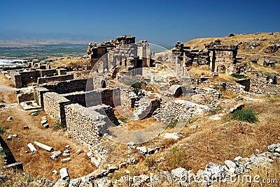Pamukkale - Hierapolis - Martyrion