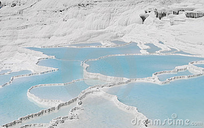 Pamukkale in Turkish