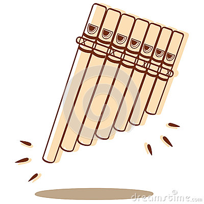 how to make a reed pan flute