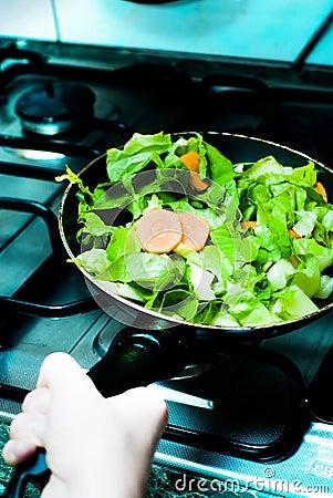 Pan salad