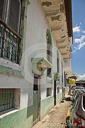 Panama City Street