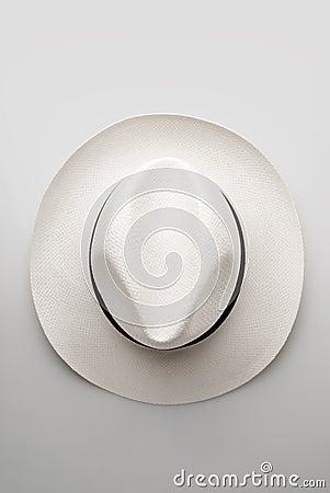 Free Panama Hat Stock Photo - 9974720
