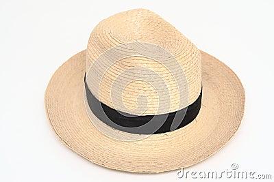 Panama Hat isolated