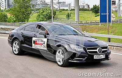 Panauto Travel Rally 2012 Editorial Image