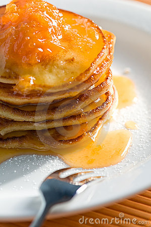 Free Pancake Stock Photography - 18139272