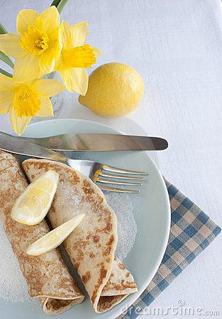 Pancake Day Shrove Fat Tuesday